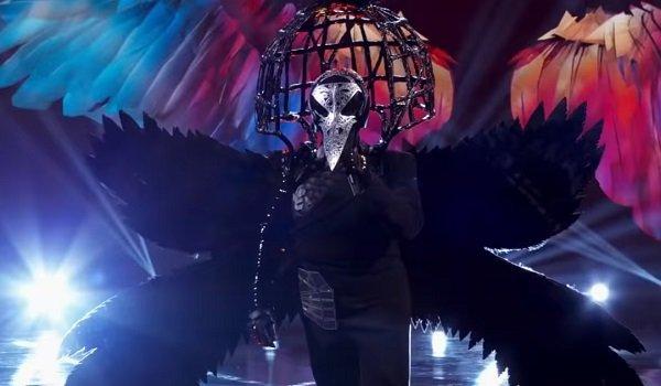 Raven The Masked Singer Fox