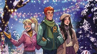 Archie's Holiday Magic
