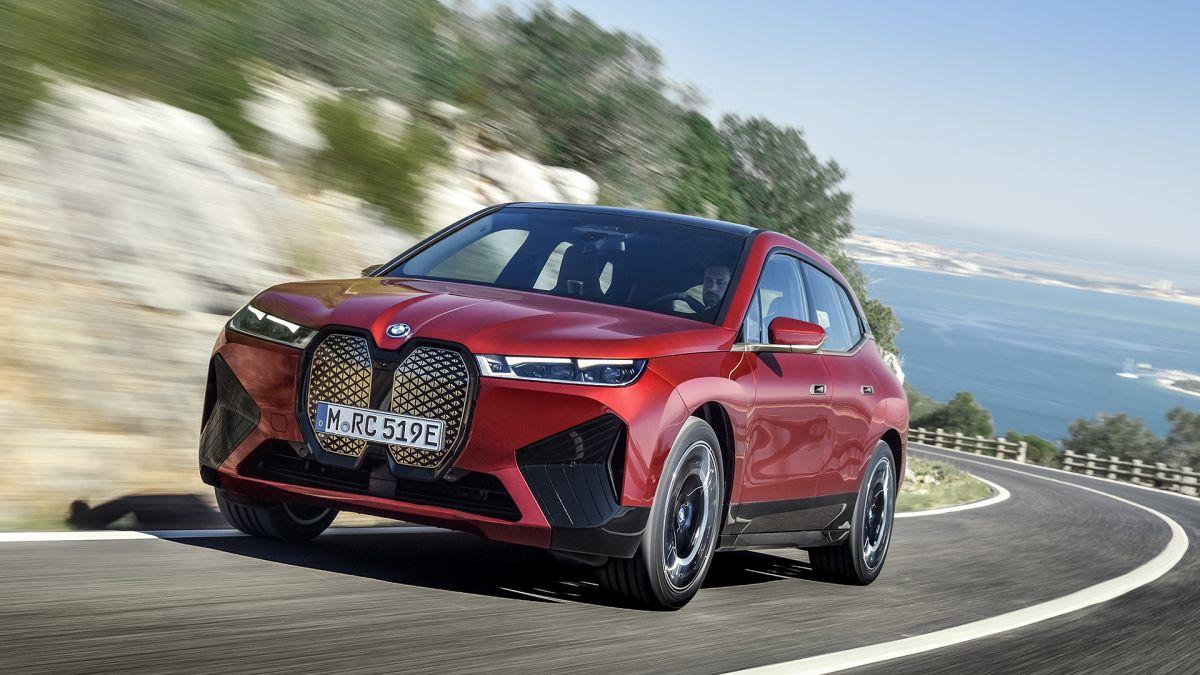 BMW iX: Price, release date, interior, range, and more