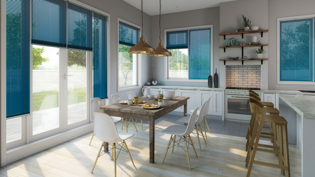 Kitchen Blind Ideas 11 Ways To Stylishly Dress Your Windows Real Homes