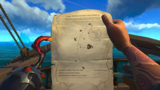 Sea of Thieves Lost Shipments Voyage