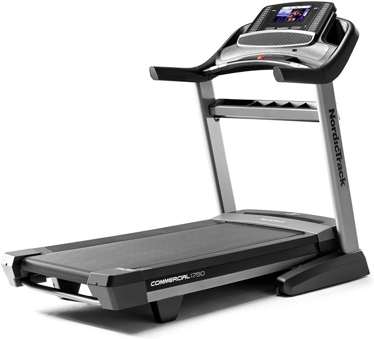 best treadmill: nordictrack commercial 1750