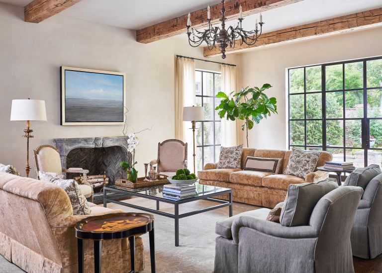 farmhouse fireplace ideas