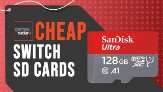 Nintendo Switch SD card deals