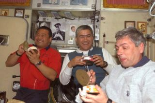 Space Cooking: Feeding Astronauts on Mars-bound Missions