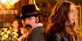 Wynonna Earp's Melanie Scrofano And Tim Rozon Talk The Show's Legacy, But Is There Hope For Season 5?