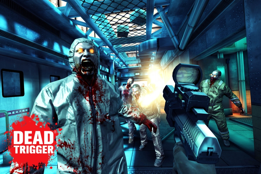 Dead Trigger, Zombie FPS Announced For Tegra 3 Powered Phones #22256