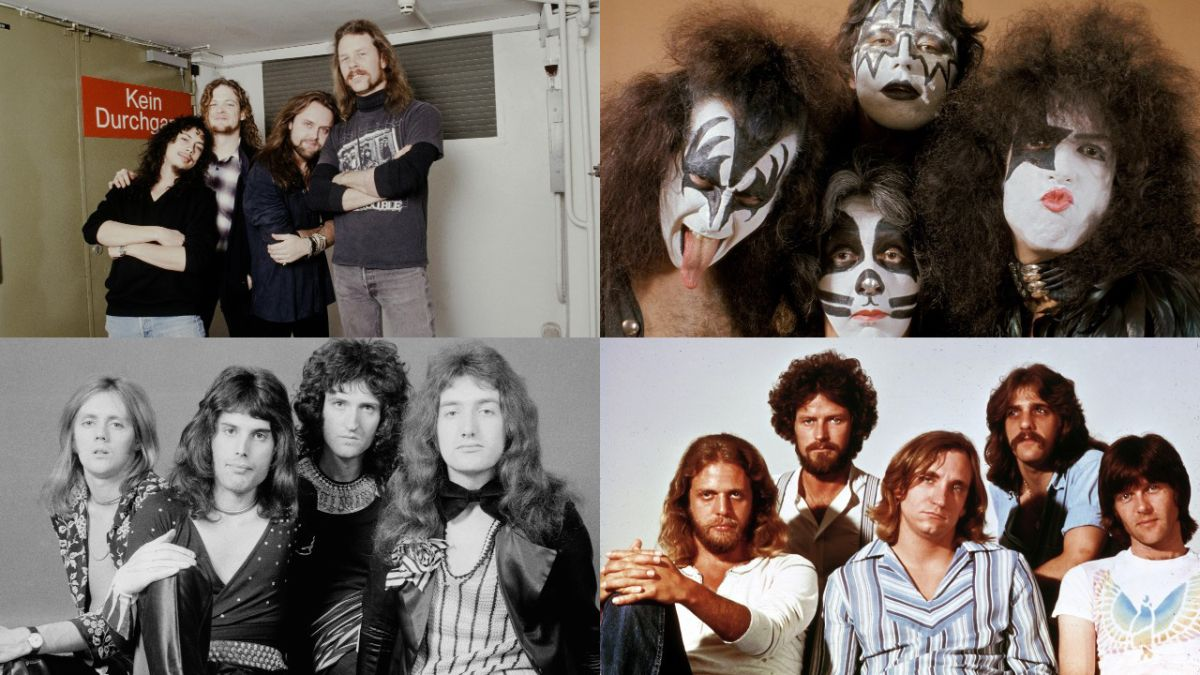 Metallica, Eagles, Queen, Kiss, AC/DC and Tool among Billboard's list of highest-paid artists of 2020