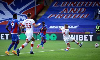 Crystal Palace v Southampton – Premier League – Selhurst Park