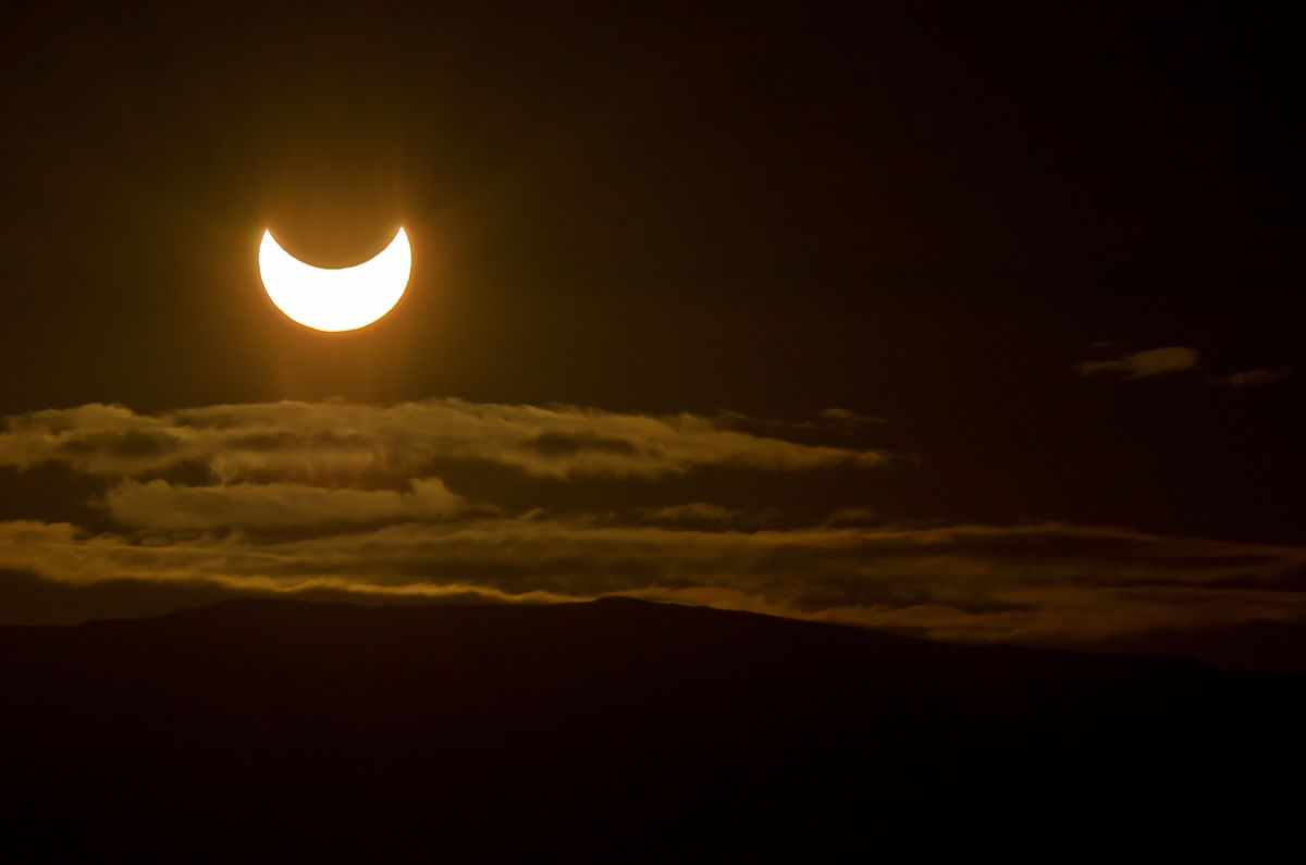 Here's the US weather forecast for the 'ring of fire' solar eclipse of 2021