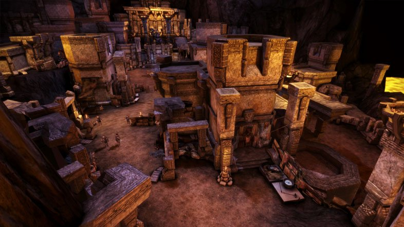 Dragon Age Origins Orzammar Screenshots And Concept Art
