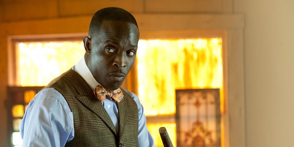 Michael K. Williams as Chalky White in Boardwalk Empire