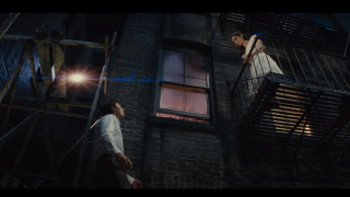 Steven Spielberg's West Side Story.