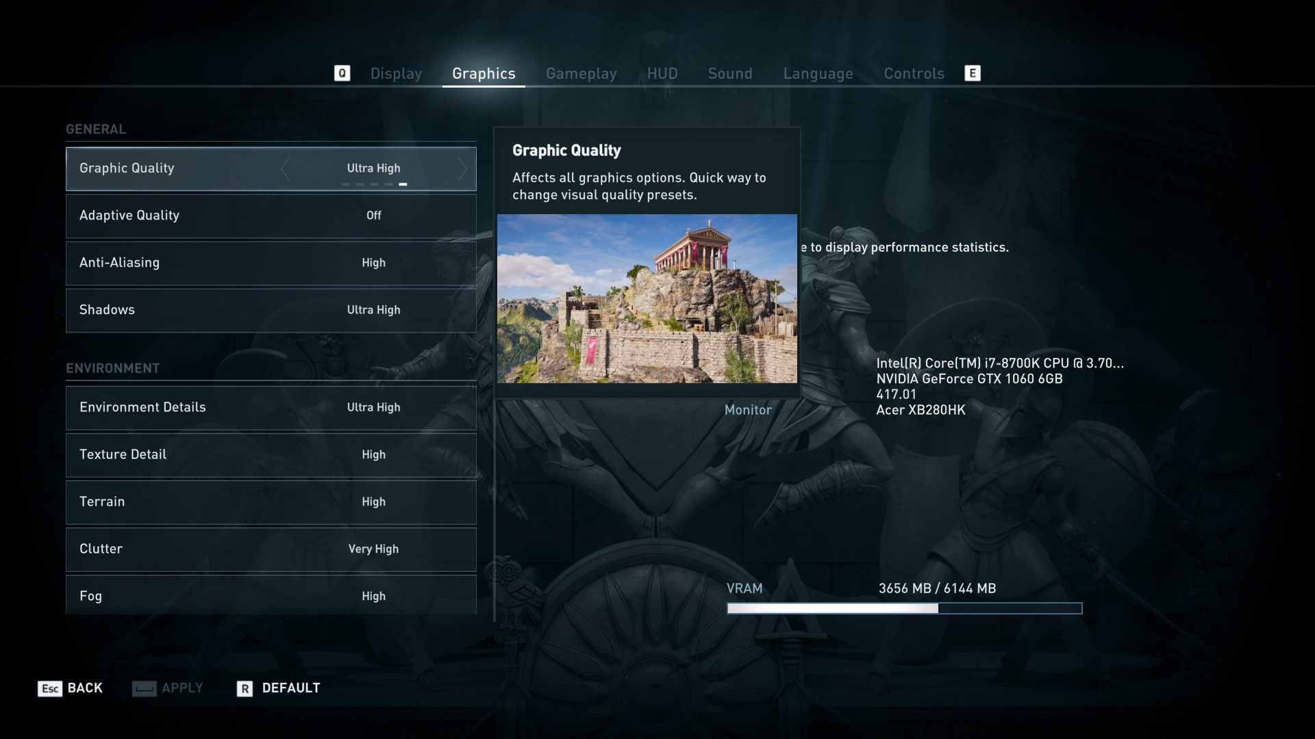 Assassin's Creed Odyssey PC requirements: what specs you need for 60