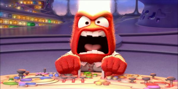 Inside Out's Anger