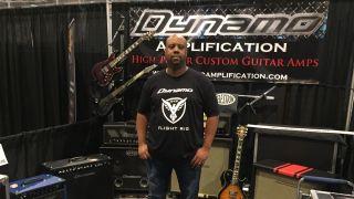 Ervin Williams of Dynamo Amps