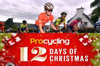Procycling 12 days Christmas 2020