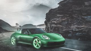 Luxury watch inspired car
