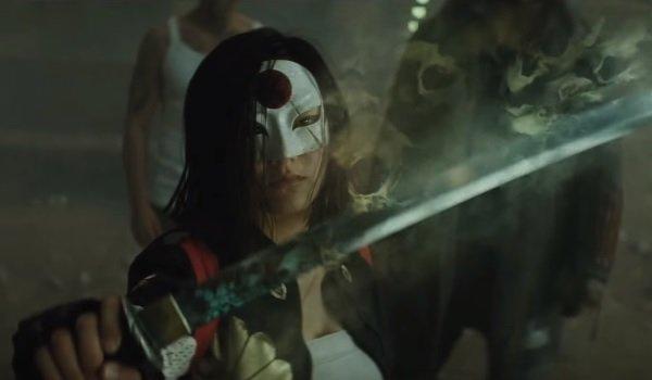 Suicide Squad Kitana Blade