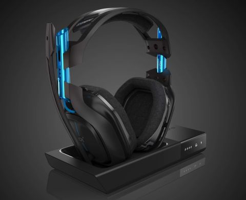 ece286233b4 The Astro A50 is one of the best premium wireless gaming headsets out  there, packing rich surround sound and intuitive controls into a cozy and  lightweight ...