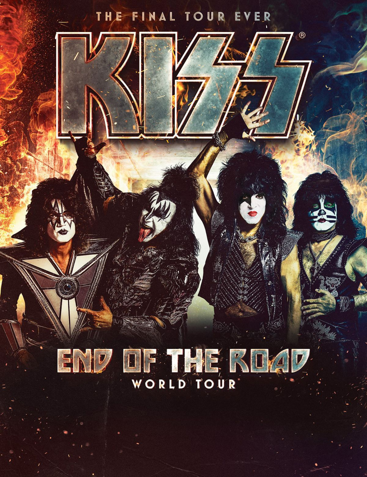 Tommy Thayer: Kiss farewell tour is not a gimmick | Louder