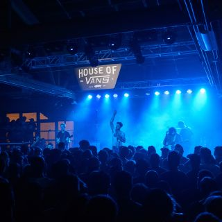 QSC at House of Vans