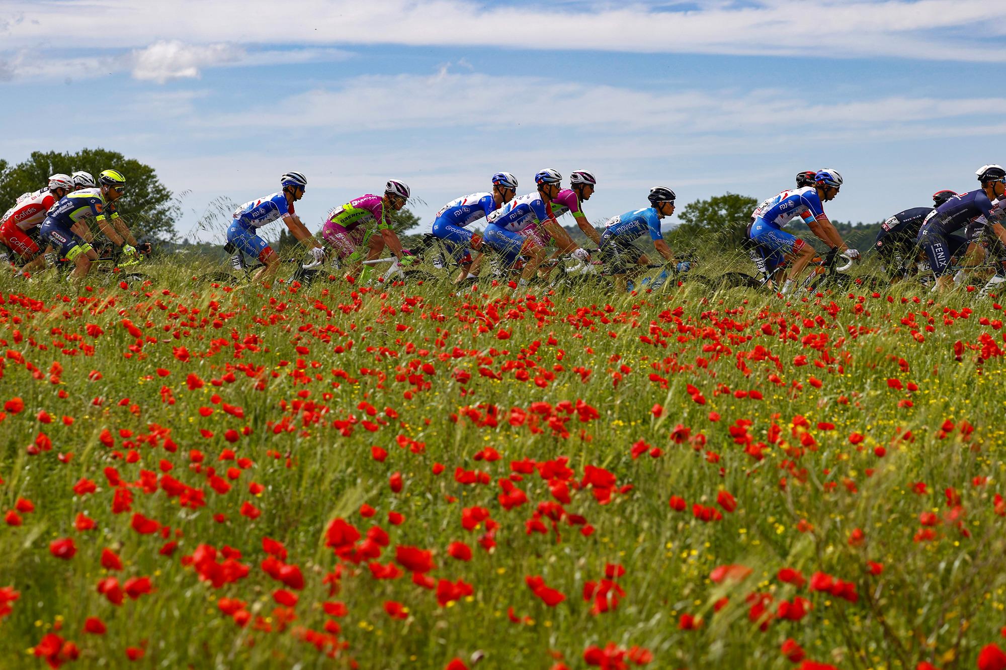 Giro d'Italia 2021 - 104th Edition - 10th stage L'Aquila - Foligno 130 km - 17/05/2021 - Scenery - photo Luca Bettini/BettiniPhoto©2021