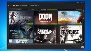 You can now stream Steam games straight to your Samsung TV