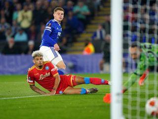 Leicester City v Napoli – UEFA Europa League – Group C – King Power Stadium