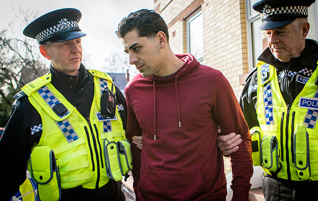 Coronation Street spoilers: Josh Tucker is arrested on suspicion of rape!