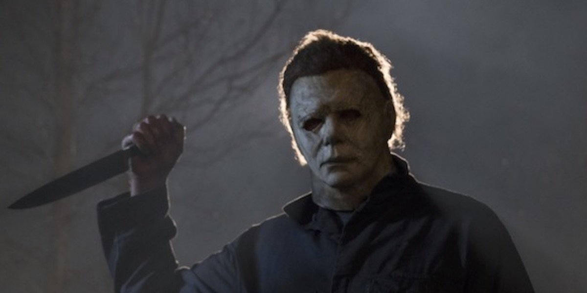 Michael Myers in Halloween (2018)