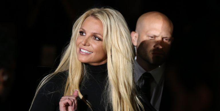 "Britney Spears breaks silence - Britney Spears attends the announcement of her new residency, ""Britney: Domination"" at Park MGM"