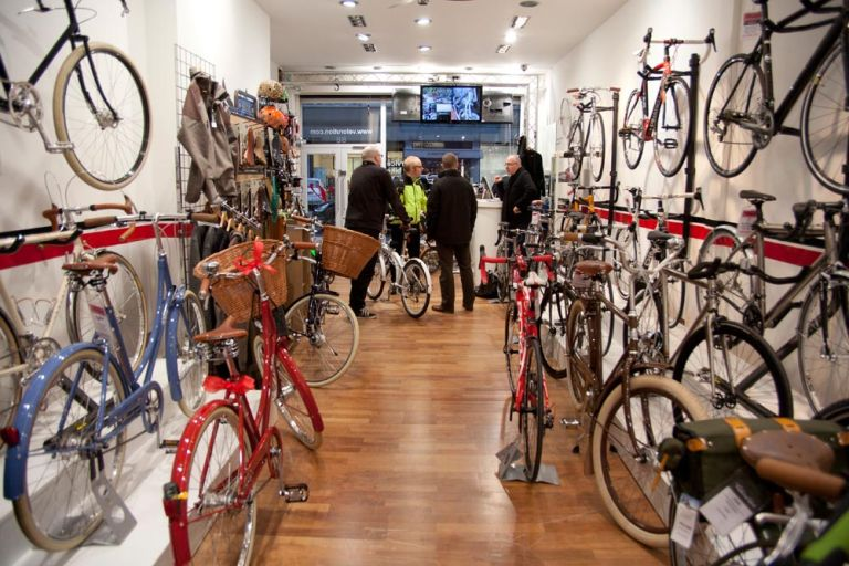 Your local bike shop can offer you advice