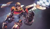 Gladiatorial Combat Title Games Of Glory Announces An Open Beta
