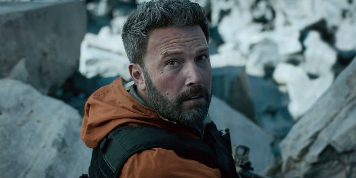 Ben Affleck in Triple Frontier