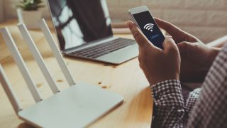 how to see who's using your Wi-Fi