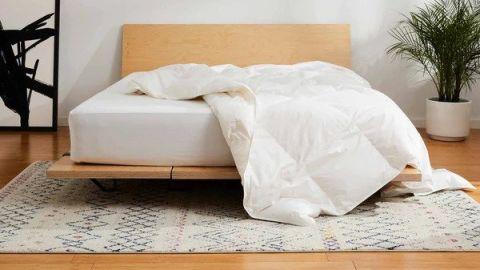 Brooklinen Down Comforter review