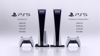 PS5 kommer ut ni dager etter Xbox Series X
