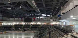 RIT Outfits Hockey Arena to Accommodate Special Needs Students