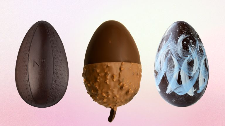 Best dark chocolate eggs