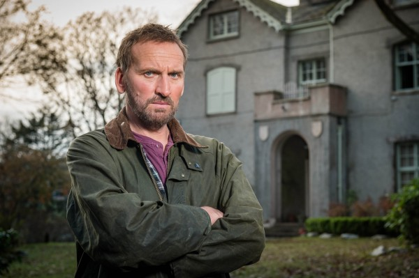 Christopher Eccleston as Robert (Ben Blackall and John Rogers/ITV)