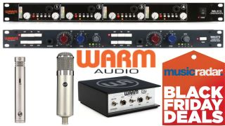 Warm Audio microphones and preamps slashed by up to $200 in this epic Black Friday deal