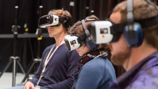 Report: 46% of colleges employ virtual reality in courses (Education Dive)