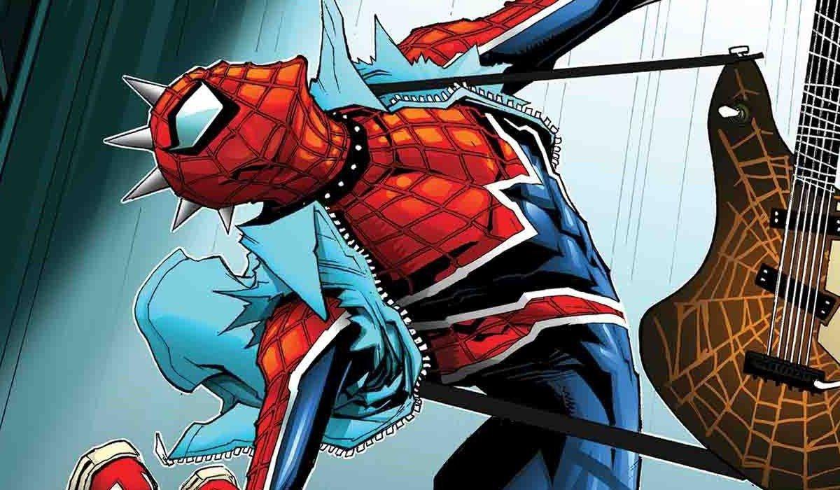 Spider-Punk Marvel Comics