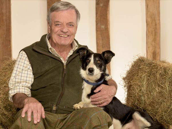 Tony Blackburn and Bess