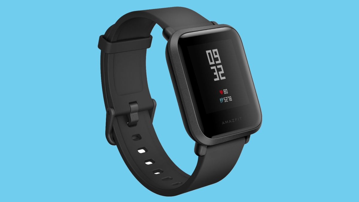The fitness-focused Amazfit Bip smartwatch is just $55.99 for a limited time