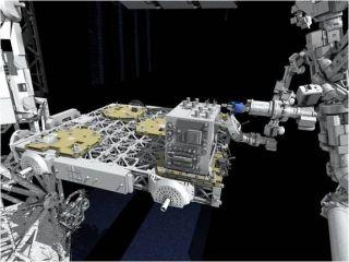 Robotic refuel mission