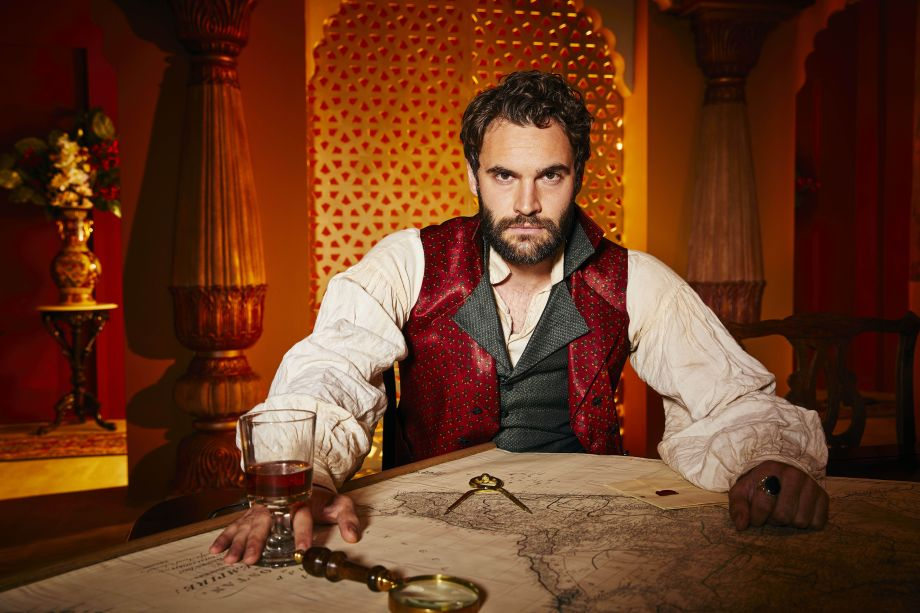 Tom Bateman as John Beecham in Beecham House
