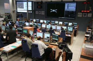 European Cargo Ship Departs Space Station