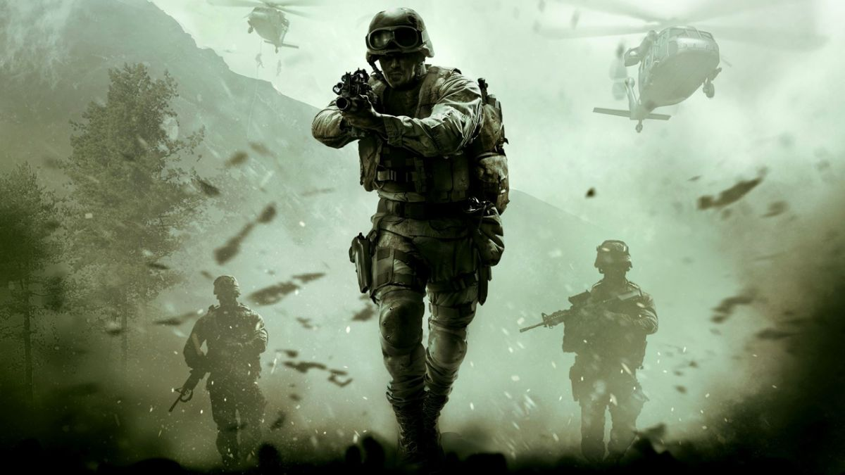 The next CoD will reportedly be Call of Duty: Modern Warfare (that's it, that's the name)